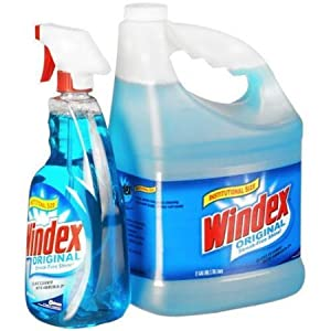 Windex Original Institutional Combo Pack
