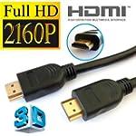 Cable HDMI V 1.4 Xbox 360, PS3, 3D TV...