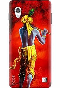 Noise Designer Printed Case / Cover for InFocus M370 / Festivals & Occasions / Krishna Design