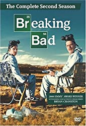 Breaking Bad: The Complete Second Season (4 Discs)