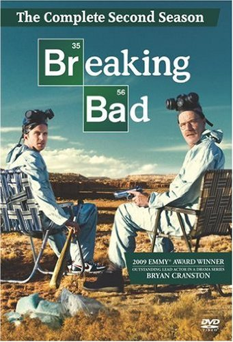 Breaking Bad: Complete Second Season [DVD] [Import]