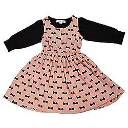 NOQNOQ Midi/Knee Length Dress Girls NN Style NQ06