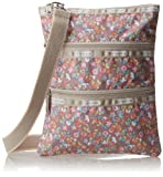 LeSportsac Kasey Cross-Body Handbag,French Meadows,One Size
