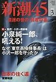 新潮45 2010年 03月号 [雑誌]