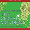 The Cereal Murders Audiobook by Diane Mott Davidson Narrated by Barbara Rosenblat