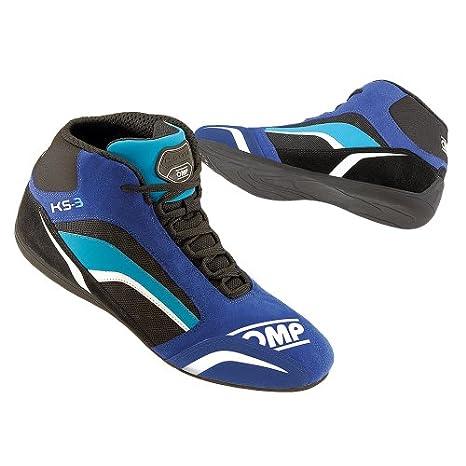 Omp - Chaussures Omp Ks-3 Bleu/Noir 36