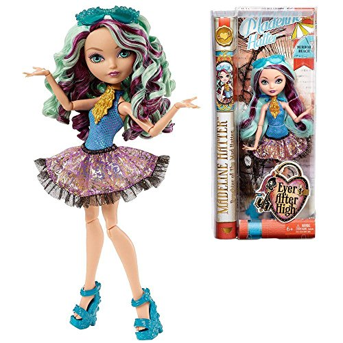 Ever After High Bambola - Specchio Spiaggia - Mirror Beach Madeline Hatter