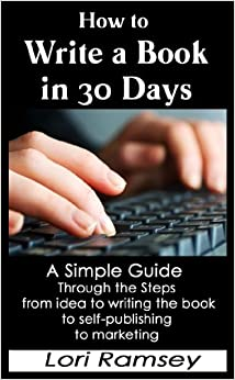 30 Tips For Writing a Book in 30 Days
