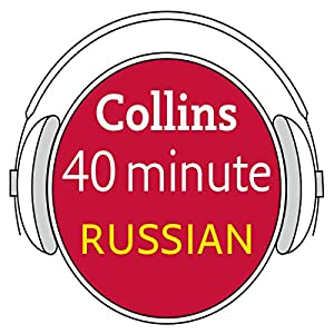 Russian in 40 Minutes Audiobook