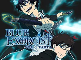 Blue Exorcist Volume 1 Part 1