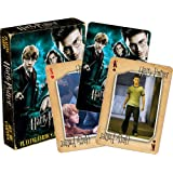 Aquarius Harry Potter & The Order of The Phoenix Playing Cards (Color: Multi-colored, Tamaño: 3