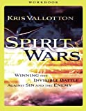img - for Spirit Wars Workbook: Winning the Invisible Battle Against Sin and the Enemy book / textbook / text book