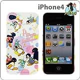 iPhone4専用★ピングーキャラクタージャケット(ピングー&ピンガ)PG-01C