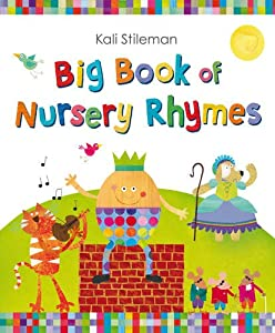 Big Book Of Nursery Rhymes from Doubleday Childrens