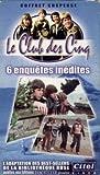 echange, troc Le Club des cinq - Coffret Bleu 3 VHS (Vol.1 à 3) : Cinq et les tours rouges / Les Cinq et le chemin secret / Les Cinq dans la