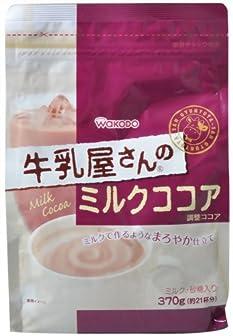 和光堂 牛乳屋さんのミルクココア 370g