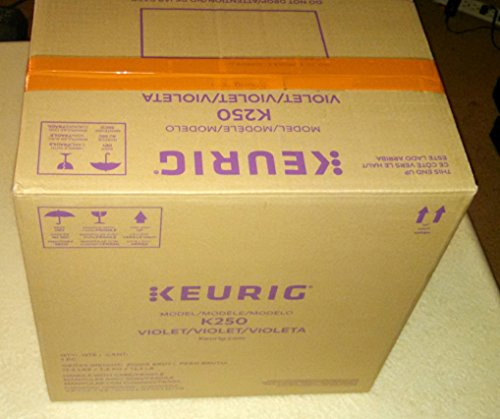 Keurig K250 2.0 Brewing System, Violet (Coffee Maker Purple compare prices)