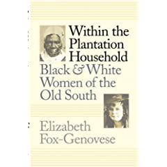 Within the Plantation Household: Black and White Women of the Old South (Gender and American Culture)
