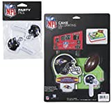 NFL Baltimore Ravens Lay-on Cake/Cupcake Decorations
