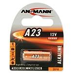 ANSMANN Alkaline Batterie A23 (12V) f...