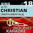 Sing Alto - Christian, Vol. 18 (Karaoke Performance Tracks))