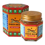 Tiger balm - Baume du tigre rouge - 3...