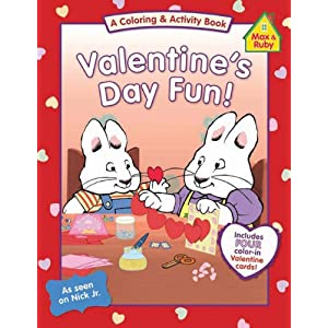 Valentine's Day Fun! (Max and Ruby) Penguin Group USA