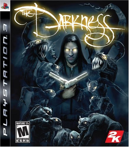 Games The Darkness  Playstation 3