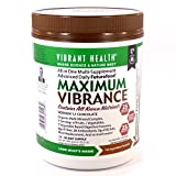 Combo Maximum Vibrance By Vibrant Health - 800 Grams with Shaker Cup