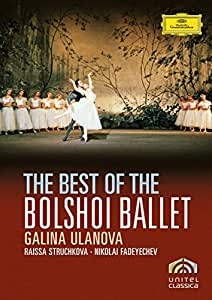 Bolshoi Ballet: The Best Of [DVD] [2008] [NTSC]