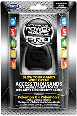 Action Replay PowerSaves Pro - Nintendo 3DS by Datel