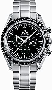 Omega Men's 3570.50.00 Speedmaster Professional Watch with Stainless Steel Bracelet from Omega