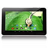 iRULU eXpro X1a 9 Inch Quad Core Tablet PC, Google Android 4.4 Kitkat, 1024600 Resolution, 8GB Nand Flash - Black Front