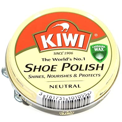 Kiwi Cirage à chaussures 50 ml (Neutre)