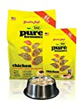 Grandma Lucy's Pureformance, Freeze-Dried Chicken Dog Food, 3 lb.