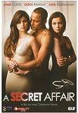 A Secret Affair (2012) Anne Curtis, Derek Ramsay, Andi Eigenmann - filipino DVD