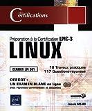 echange, troc Issam MEJRI - LINUX - Préparation à la certification LPIC-3 (examen LPI 301)