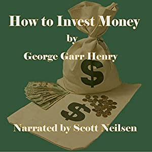 How to Invest Money Audiobook