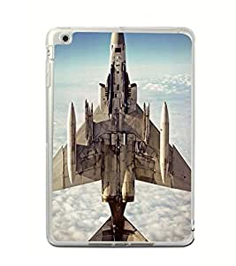 Fighter Plane 2D Hard Polycarbonate Designer Back Case Cover for Apple iPad Mini 4 :: Apple iPad Mini 2 :: Apple iPad Mini 2 Wi-Fi + Cellular :: Apple iPad Mini 3 :: Apple iPad Mini 3 Wi-Fi + Cellular