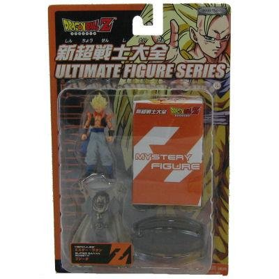 Picture of Jakks Pacific Dragon Ball Z Action Figure: B&w Ss Gogeta/hercules/mystery Figure (B000VOQWM0) (Dragon Ball Action Figures)