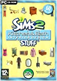 The Sims 2: Kitchen & Bath Interior Design Stuff (PC CD)