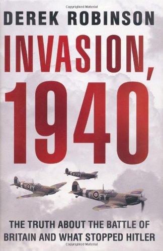 Invasion, 1940: