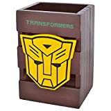 Drake Supear Hero Penstand Transformers (Brawn With Yellow Mark)