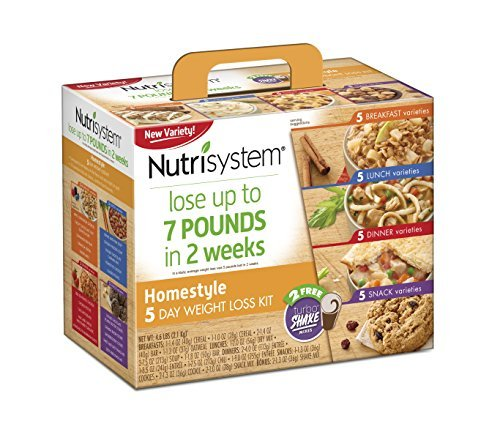 Nutrisystem® Homestyle 5 Day Weight Loss Kit (Homestyle Mac And Cheese compare prices)