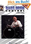 Bass Drum Control Drums Book/Cd