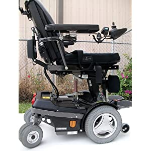 ER Show - Power wheelchairs - Permobil