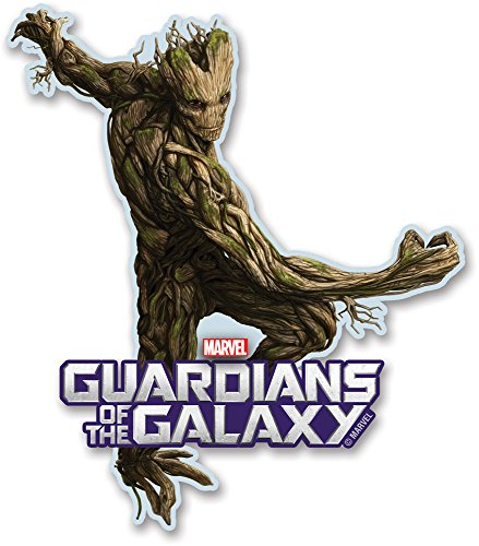 Aquarius Marvel Guardians Groot Funky Chunky Magnet