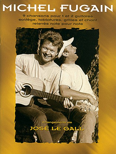 9 Chansons Arrangements de Jose le Gall Guitare Tablatures