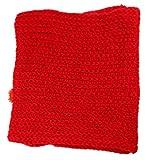 TheWin niños de bufanda color puro rojo rosso Talla:3 meses