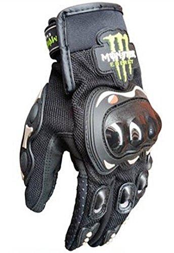 バイク自転車 オートバイ 保護 マウンテンバイク レーシング オフロードレース (黒, L)